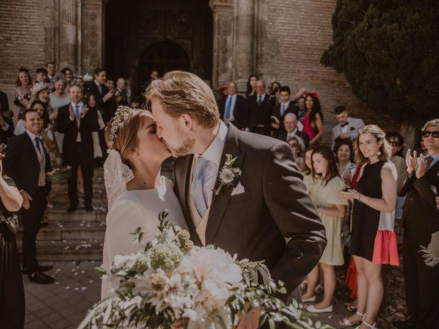 La boda de Oliver y Sara en Fuente Vaqueros, Granada 16