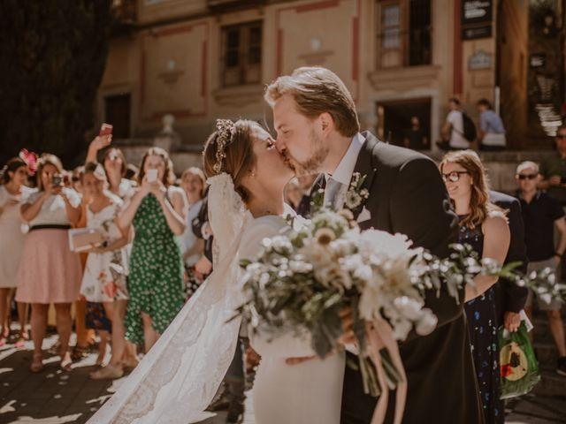 La boda de Oliver y Sara en Fuente Vaqueros, Granada 17