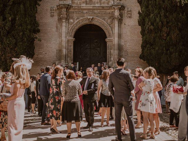 La boda de Oliver y Sara en Fuente Vaqueros, Granada 18