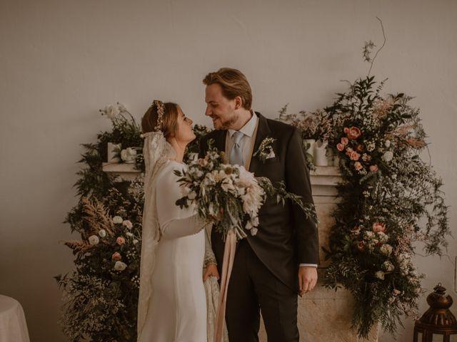 La boda de Oliver y Sara en Fuente Vaqueros, Granada 25