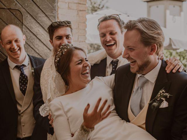 La boda de Oliver y Sara en Fuente Vaqueros, Granada 32