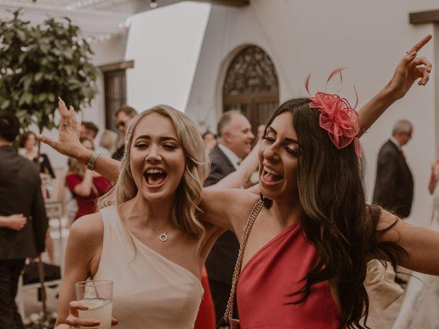 La boda de Oliver y Sara en Fuente Vaqueros, Granada 49
