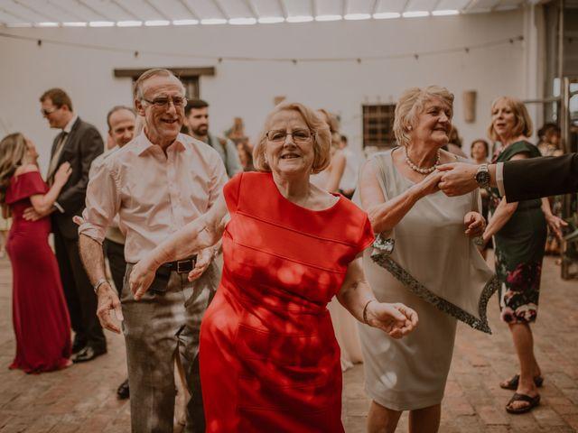 La boda de Oliver y Sara en Fuente Vaqueros, Granada 50