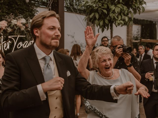 La boda de Oliver y Sara en Fuente Vaqueros, Granada 51