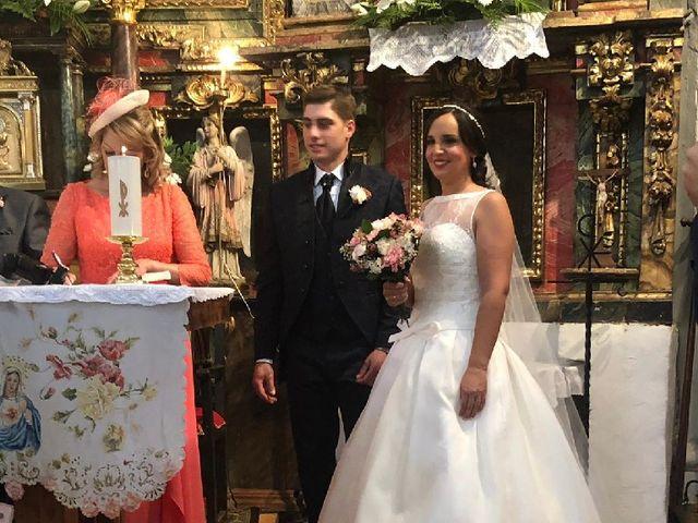 La boda de Rubén  y Ana  en Zarzuela Del Pinar, Segovia 1