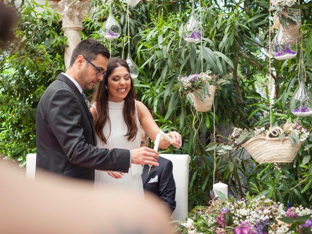 La boda de Miguel Ángel y Amparo en Gandia, Valencia 23