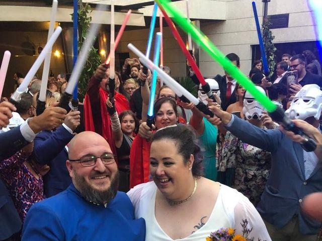 La boda de Oriol y Patricia en Pinto, Madrid 2
