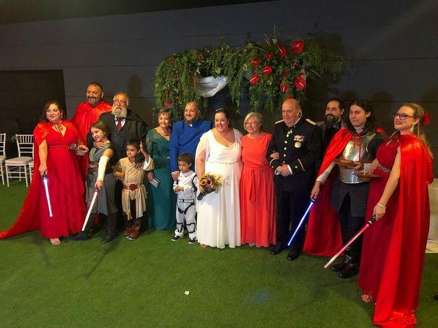 La boda de Oriol y Patricia en Pinto, Madrid 8