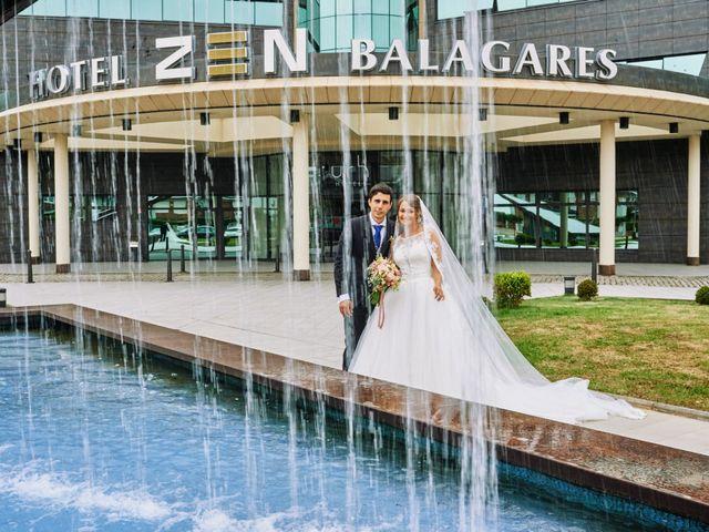 La boda de Miguel y Rosalina en Avilés, Asturias 1