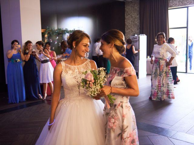 La boda de Miguel y Rosalina en Avilés, Asturias 73