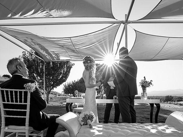 La boda de Alberto y Rocío en La Torre De Esteban Hambran, Toledo 17