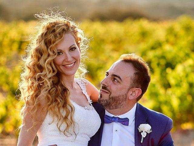 La boda de Alberto y Rocío en La Torre De Esteban Hambran, Toledo 20