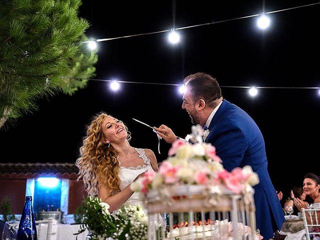La boda de Alberto y Rocío en La Torre De Esteban Hambran, Toledo 26