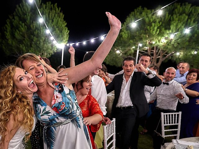 La boda de Alberto y Rocío en La Torre De Esteban Hambran, Toledo 28