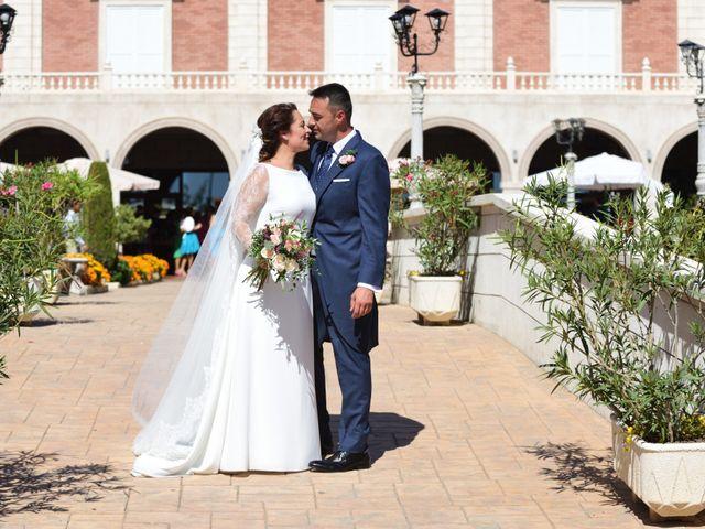 La boda de Silvia y Felix