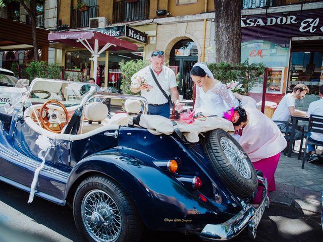 La boda de Alvin y Neidy en Madrid, Madrid 17