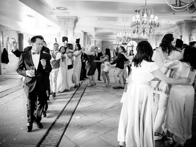 La boda de Alvin y Neidy en Madrid, Madrid 31