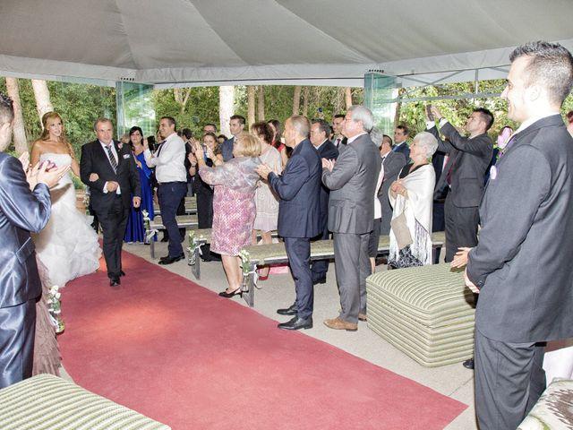 La boda de David y Jenifer en Illescas, Toledo 12