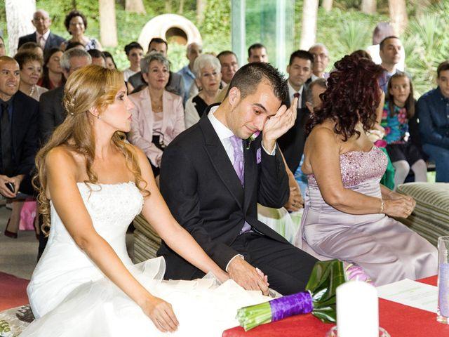 La boda de David y Jenifer en Illescas, Toledo 14