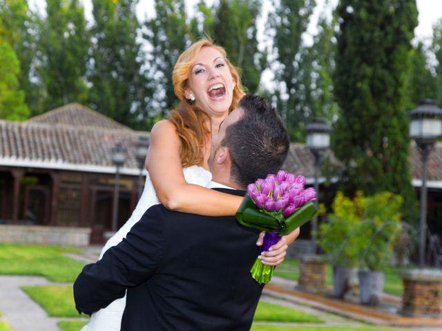 La boda de David y Jenifer en Illescas, Toledo 24