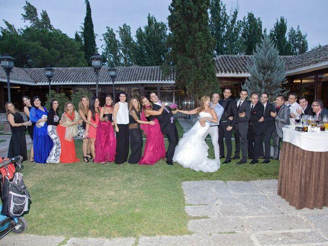 La boda de David y Jenifer en Illescas, Toledo 31