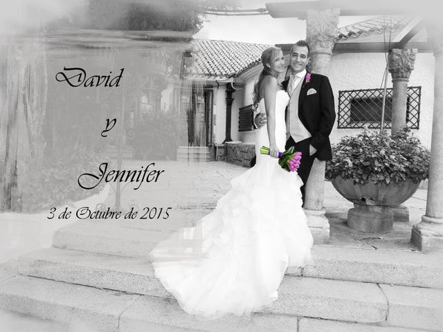 La boda de David y Jenifer en Illescas, Toledo 40