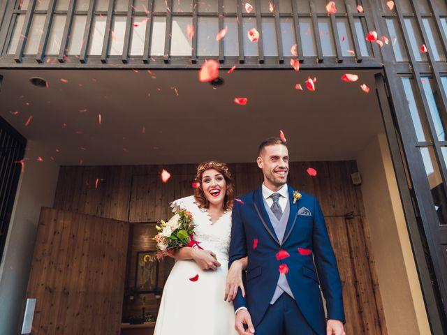 La boda de Christian y Irene en Alacant/alicante, Alicante 26