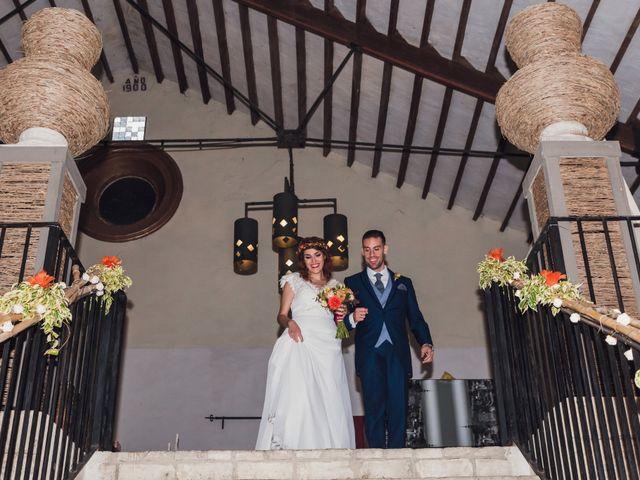 La boda de Christian y Irene en Alacant/alicante, Alicante 32