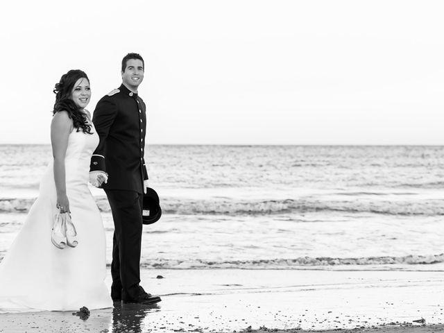 La boda de Pedro y Ángeles en Pliego, Murcia 1
