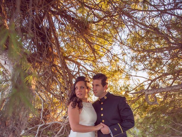 La boda de Pedro y Ángeles en Pliego, Murcia 6