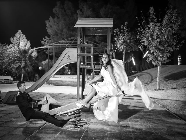 La boda de Pedro y Ángeles en Pliego, Murcia 10