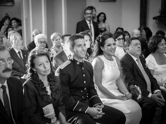 La boda de Pedro y Ángeles en Pliego, Murcia 14