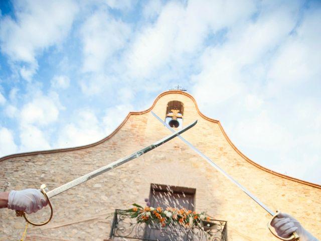 La boda de Pedro y Ángeles en Pliego, Murcia 17
