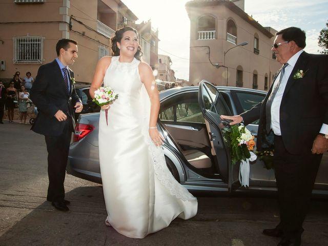 La boda de Pedro y Ángeles en Pliego, Murcia 23
