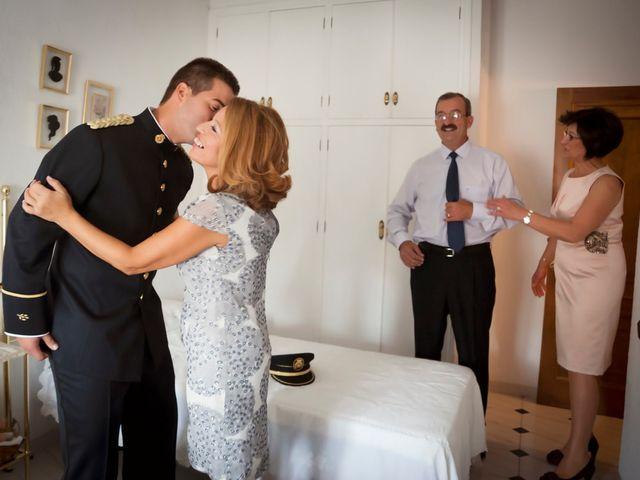 La boda de Pedro y Ángeles en Pliego, Murcia 29