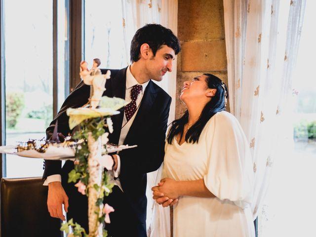 La boda de Oliver y Nara