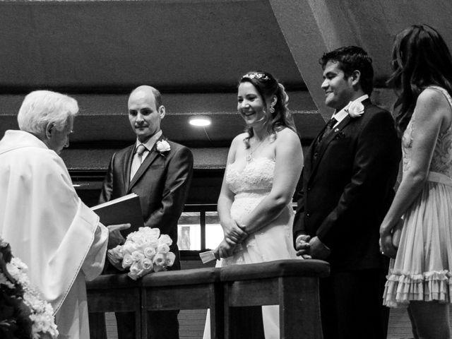 La boda de César y Soraya en Boadilla Del Monte, Madrid 1
