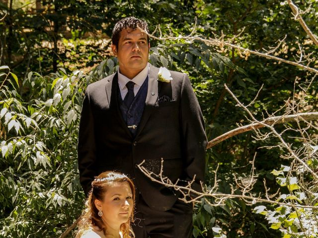 La boda de César y Soraya en Boadilla Del Monte, Madrid 8