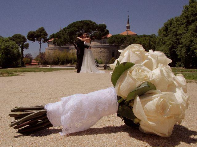La boda de César y Soraya en Boadilla Del Monte, Madrid 11