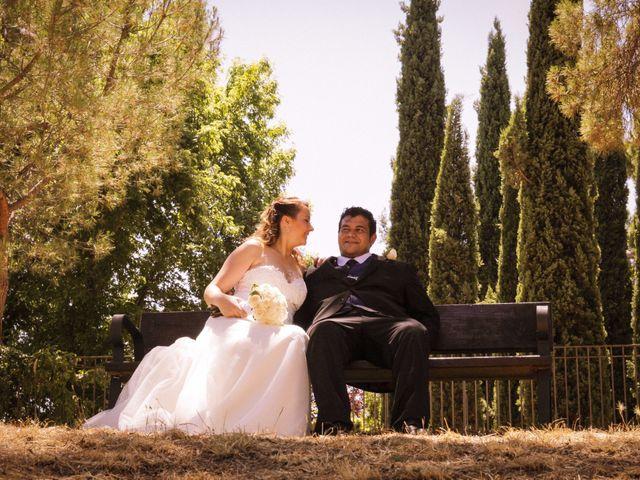 La boda de César y Soraya en Boadilla Del Monte, Madrid 2