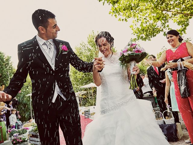 La boda de Flori y Raúl