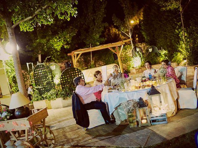 La boda de Raúl y Flori en Illescas, Toledo 78