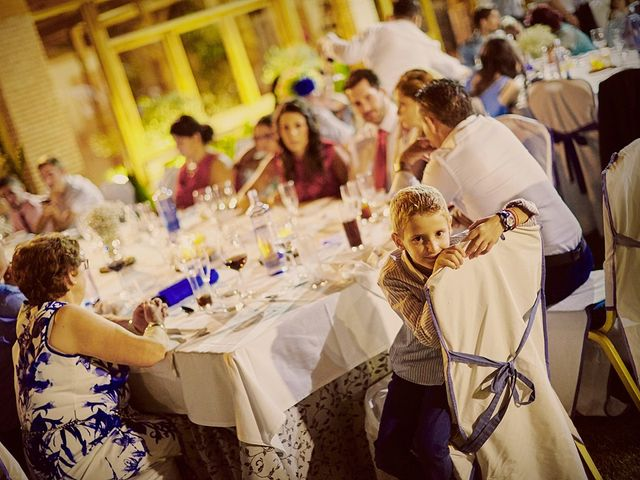 La boda de Raúl y Flori en Illescas, Toledo 80