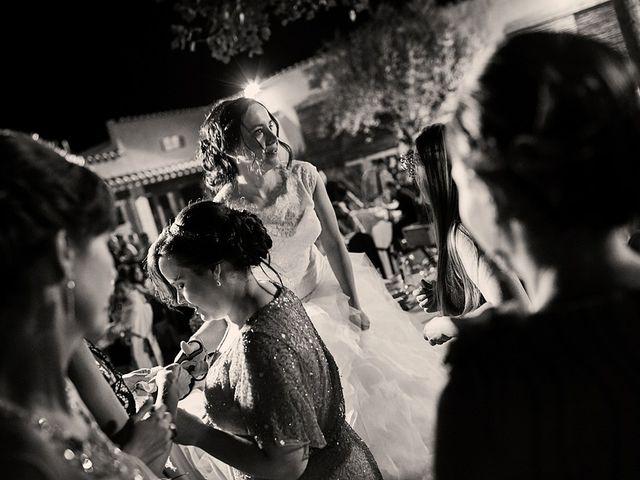 La boda de Raúl y Flori en Illescas, Toledo 89