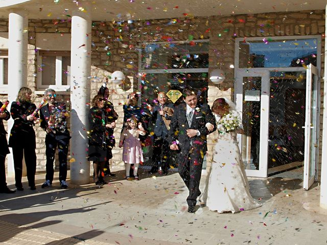 La boda de Paco y Monica  en L' Hospitalet De L'infant, Tarragona 3