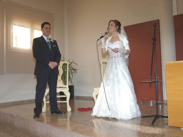 La boda de Paco y Monica  en L' Hospitalet De L'infant, Tarragona 4