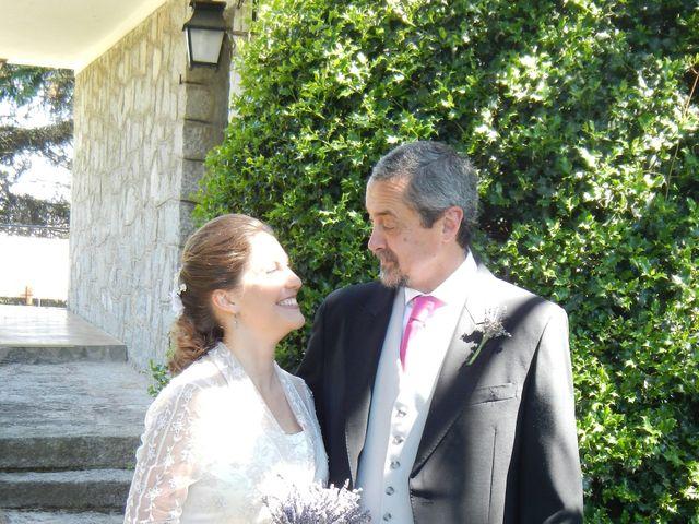 La boda de Nacho y Itziar en El Espinar, Segovia 2