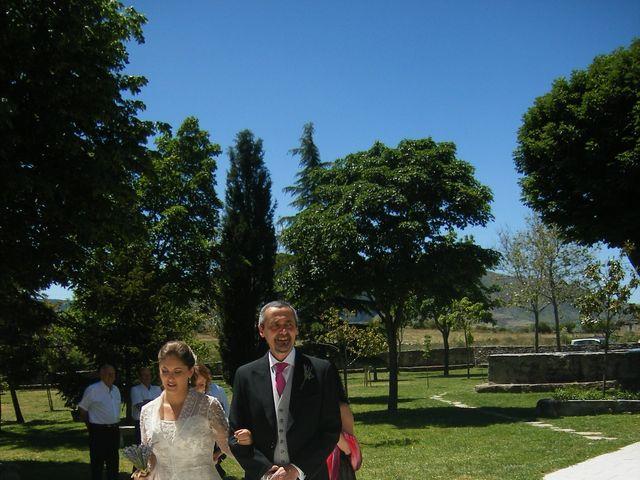 La boda de Nacho y Itziar en El Espinar, Segovia 3