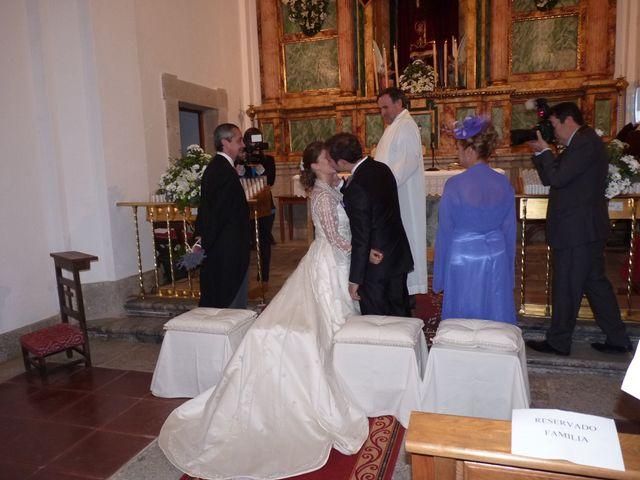 La boda de Nacho y Itziar en El Espinar, Segovia 4