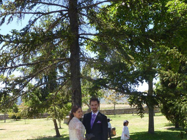 La boda de Nacho y Itziar en El Espinar, Segovia 6